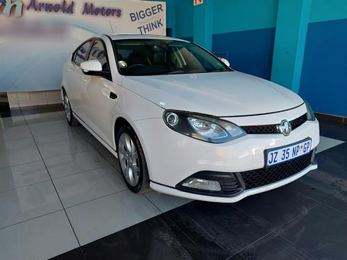 MG MG6 1.8T Saloon Deluxe