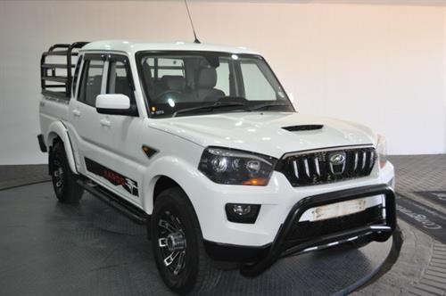 Mahindra Scorpio Pik-Up 2.2 mHawk S10 Double Cab 4X4