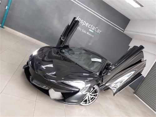 McLaren 570 S Coupe