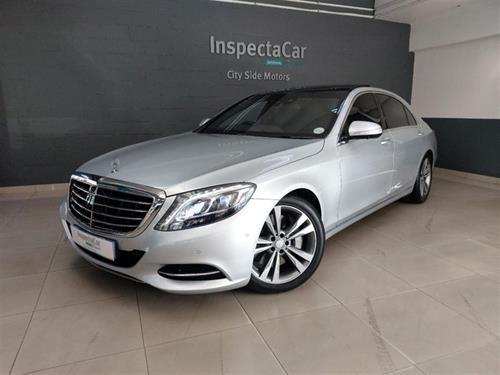 Mercedes Benz S 500e L (Hybrid)