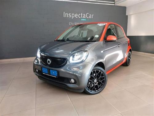 Smart Fortwo 1.0 Prime Coupe