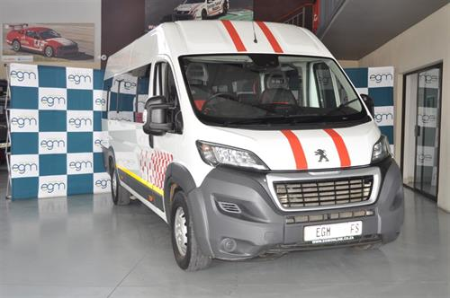 Peugeot Boxer L4H2 3.0 HDi XLH4