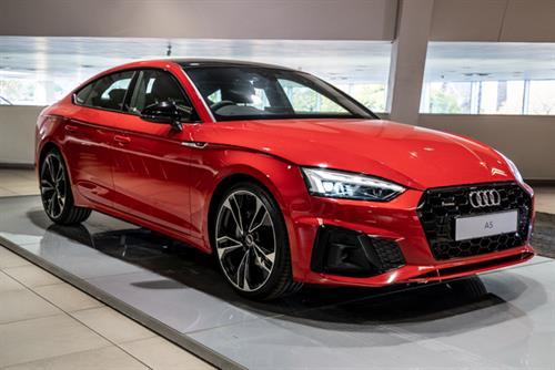 Audi A5 Sportback 2.0 TDI Quattro S-tronic S-line (40TDI)