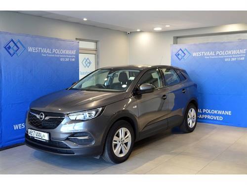Opel Grandland X 1.6T Auto