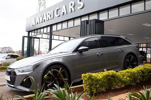 Audi RS6 Quattro Tiptronic (441 kW) Avant