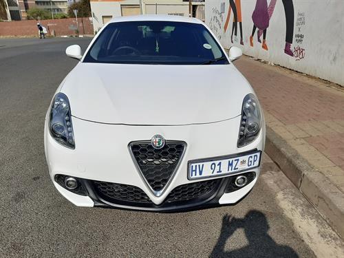 Alfa Romeo Giulietta 1.4T Super TCT 5 Door