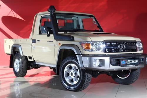 Toyota Land Cruiser 79 4.5 Diesel Pick Up