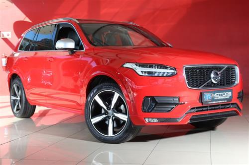 Volvo XC90 T6 R-Design Geartronic AWD