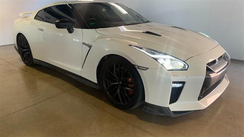 Nissan GT-R Black Edition Facelift