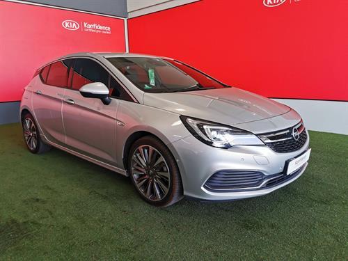 Opel Astra 1.6 T Sport Auto 5 Door