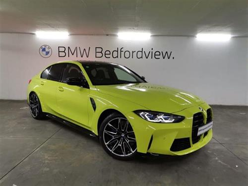 BMW M3 (F80) M-DCT Competition