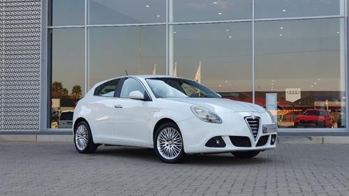 Alfa Romeo Giulietta 1.4 TBi MultiAir Distinctive