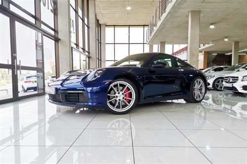 Porsche 911 (993) Carrera S Tiptronic