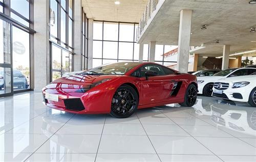 Lamborghini Gallardo (382 kW)