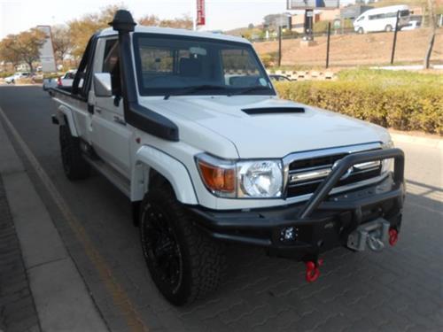 Toyota Land Cruiser 79 4.5D Namib