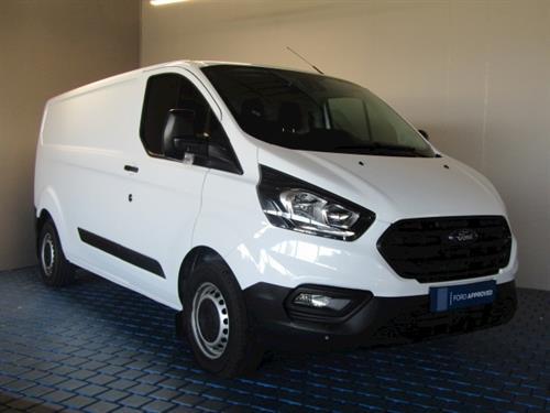 Ford Transit Custom 2.2 TDCi Ambiente LWB (92 kW) Panel Van