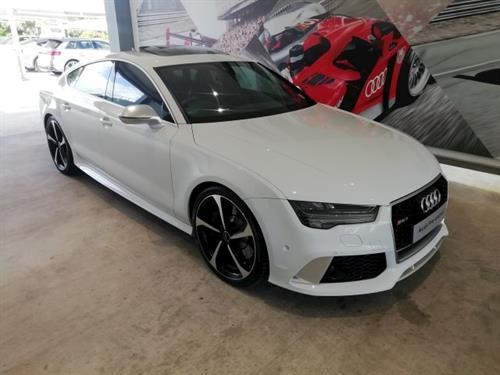 Audi RS7 Sportback 4.0 T FSi