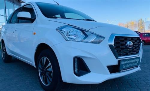 Datsun Go+ 1.2 Lux (7 Seater) Auto