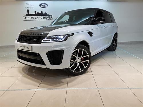 Land Rover Range Rover Sport 5.0 V8 SVR (423 kW)