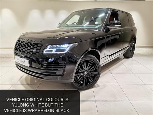 Land Rover Range Rover Sport 5.0 V8 Supercharged Autobiography LWB