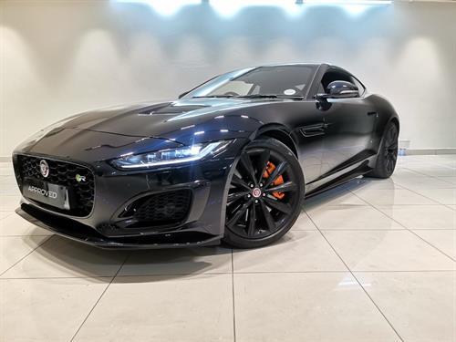 Jaguar F-Type R 5.0 V8 S/C Coupe AWD
