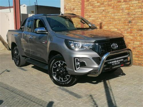Toyota Hilux 2.8 GD-6 RB Raider Extra Cab Auto Facelift