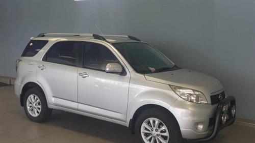 Daihatsu Terios II LWB 4X4 7 Seater