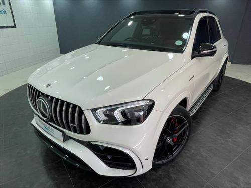 Mercedes Benz GLE 63 S Coupe 4Matic+