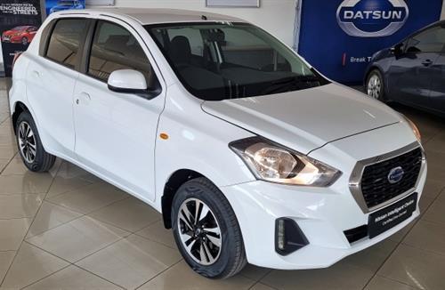Datsun Go 1.2 Lux CVT