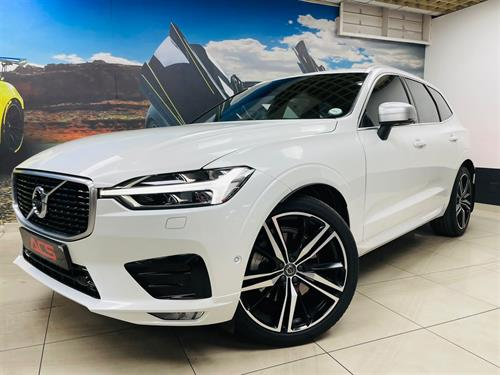 Volvo XC60 D4 (140kW) R-Design Geartronic AWD Facelift