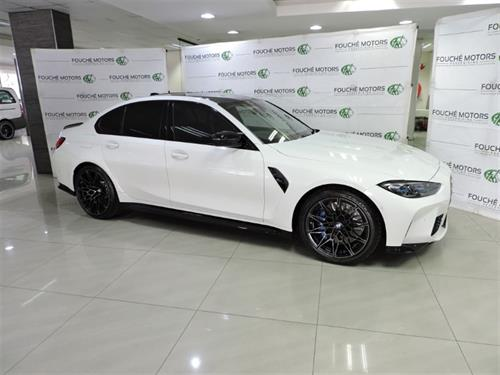 BMW M3 (F80) Sedan M-DCT Competition