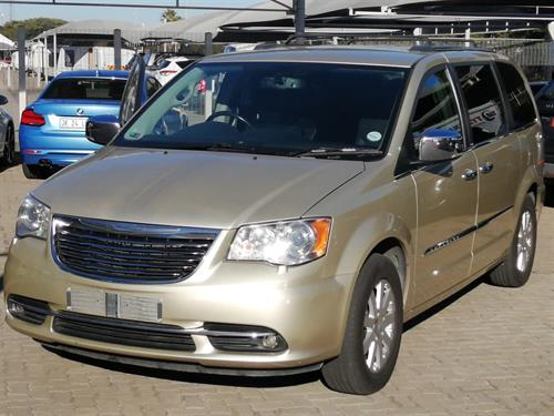 Chrysler Grand Voyager 2.8 (120 kW) Limited Auto