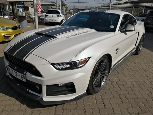 Ford Roush Mustang 5.0 GT Auto (L3)