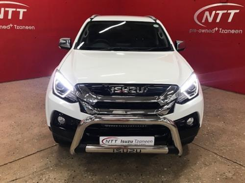 Isuzu MU-X 3.0 4WD