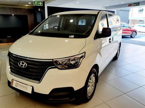 Hyundai H1 2.5 CRDi Hearse Auto