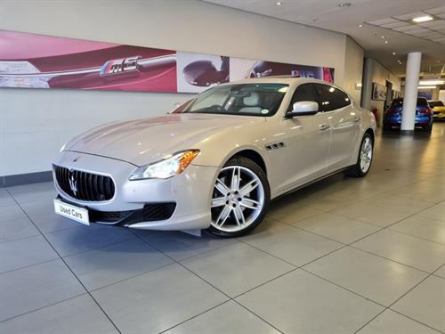 Maserati Quattroporte V Classic S (Facelift)