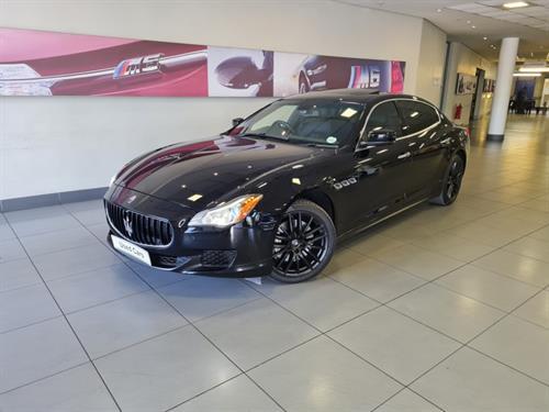 Maserati Quattroporte V Classic (Facelift)