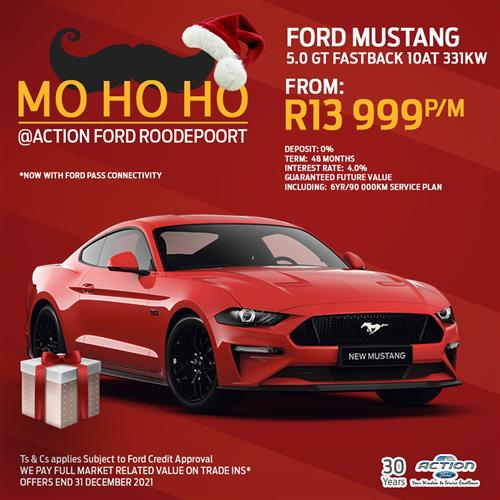 Ford Mustang 5.0 GT Auto
