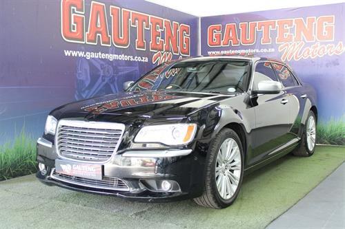 Chrysler 300C 3.0 CRD Luxury Auto