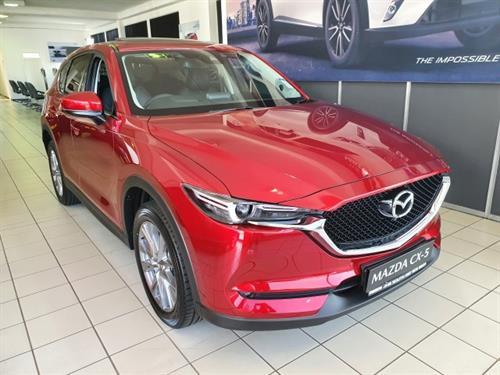 Mazda CX-5 2.2 DE Akera Auto AWD