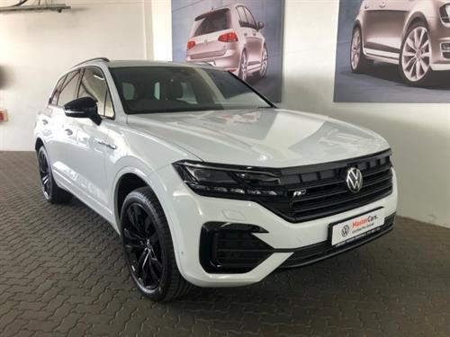 Volkswagen (VW) Touareg 3.0 TDi V6 (190kW) Executive