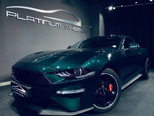 Ford Mustang Bullitt 5.0 GT