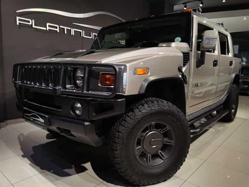 Hummer H2 Double Cab