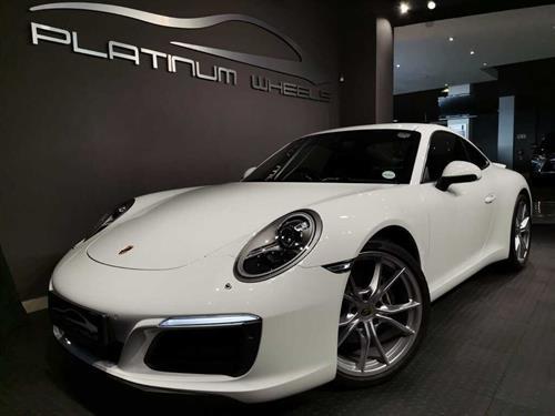 Porsche 911 (911 Gen2) Carrera PDK