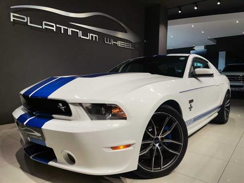 Ford Mustang 5.0 GTS V8 Shelby 50th Anniversary