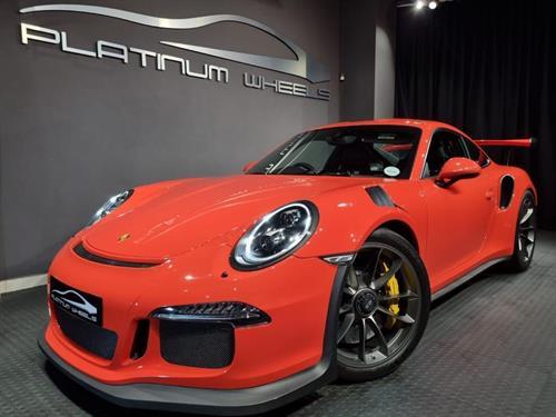 Porsche 911 (911) GT3 RS