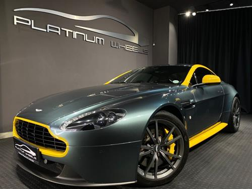 Aston Martin V8 4.7L (N430) Vantage Coupe