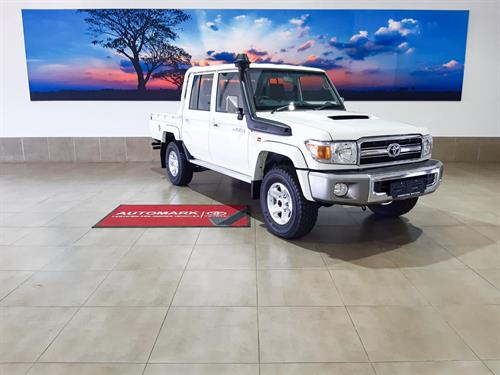Toyota Land Cruiser 79 4.5 Diesel Pick Up Double Cab