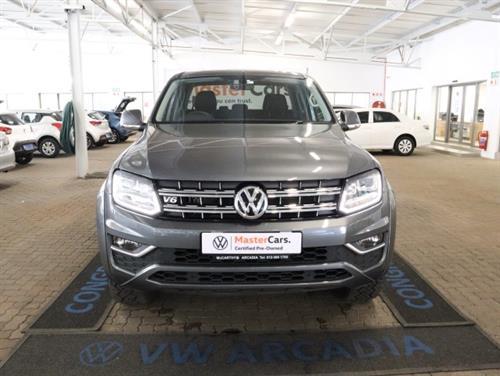 Volkswagen (VW) Amarok 3.0 TDi (190 kW) Double Cab Highline 4 Motion Auto
