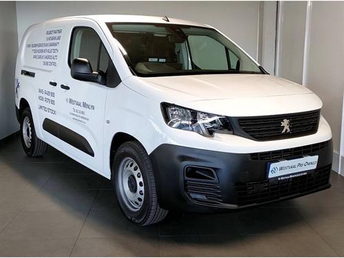Peugeot Partner 1.6 HDi LWB (66 kW) F/C P/V